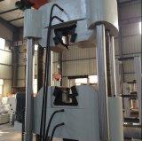 máquina elástica hidráulica do teste de 1000kn Digitas