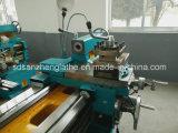 Tour en métal CNC/Manual de coût bas de la Chine (Q1322)