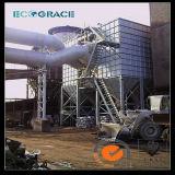 Сборник пыли оборудования собрания пыли циклончика для завода по изготовлению стали
