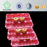 Blase, die pp. und Haustier-materielles Wegwerfplastikalveole-Tellersegment Thermoforming für Frischware verpackt