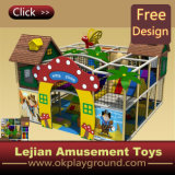 SGS Cartoon Belle Soft Play Zone Indoor Playground (T1273-1)