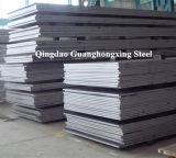 Gbq275, S275jr, JIS Ss490, ASTM Ss Grade40, горячекатаная, стальная плита