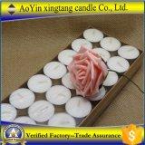 Fábrica barata de la vela del precio los 3.8*1cm Tealight