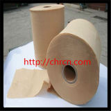 Papier de Crepe électrique de papier d'isolation