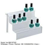 L'acrylique/plexiglass transparents parfume le présentoir