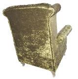 Высокое Качество Тайгер Кресло Ткань Диван Кресло (2098)