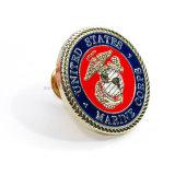 Distintivi su ordinazione di Pin del risvolto del metallo di alta qualità