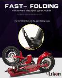 """E-""""trotinette"""" de Jiexg do projeto original mini/""""trotinette"""" de Eletric com 14inches o """"trotinette"""" sem escova alemão antiexplosão do motor dos pneus 48V 500W, a poderosa e a superior da qualidade"""