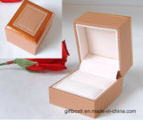 Rectángulo de regalo de cuero del paquete de la joyería del rectángulo de almacenaje de la joyería de la PU (Ys1252)