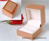PUの革宝石類の収納箱の宝石類のパックのギフト用の箱(Ys1252)