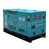 15kVA молчком тип генератор двигателя 403A-15g2 тепловозный с компонентами высокого качества
