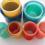 """3/4 """" - 8 """" Belüftung-Plastik verstärkter gewundener Absaugung-Puder-Wasser-Garten-Produkt-Rohr-Gefäß-Schlauch"""