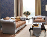 Sofá da tela do jacquard para a mobília da sala de visitas