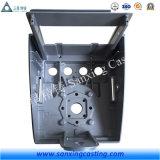 ISO9001 OEMの合金の鋼鉄鋳造CNCの機械化はダイカストの部品を