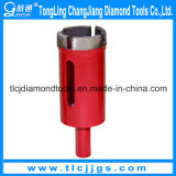 Каменным пропитанная Drilling сверло-коронка диаманта