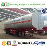 3半車軸50cbm燃料または原油またはディーゼルまたは石油のタンカーのトレーラータンクトレーラー