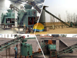 La meilleure briquette de charbon de vente faisant la machine de presse de bille de machine/charbon