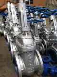 """API600 Class150 getto valvola a saracinesca dell'acciaio Dn200 8 """" (Z41Y-DN200-150LB)"""