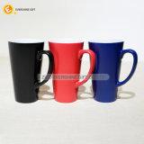 大きい感熱カラー変更のコーヒーカップのLatteの昇華マグ