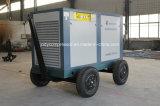 Компрессор винта передвижного воздуха Электрическ-Двойной с SGS