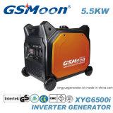 Benzin-Inverter-Generator der Nennausgabe-5500W mit elektrischem Starter und Fernsteuerungs