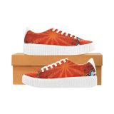 [دروبشيبّينغ] مصنع نساء ورجال [كسول شو] يجعل عادة حذاء رياضة