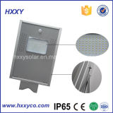 Lámparas solares IP65 con las luces infrarrojas del sensor de movimiento
