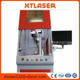 La máquina más nueva de la marca del laser de la fibra del diseño 20W 30W Ipg para los tubos, el plástico, el PVC, el PE, el metal y el no metal