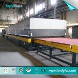 Máquina de moderação de vidro curvada Landglass de Luoyang