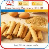 Köstliche Mais-Imbiss-Nahrung, die Maschine herstellt