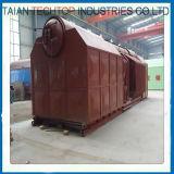 Generador de vapor encendido carbón doble de la caldera de vapor de la biomasa del tambor