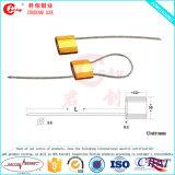 Selo de aço do cabo do fio Jc-CS008 ajustável para o selo do recipiente & do fio do costume