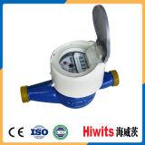 Mètre humide en gros d'écoulement d'eau de Digitals de cadran d'usine domestique de mètre d'eau de la Chine