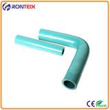 Tubo flessibile blu del silicone di prestazione
