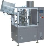 플라스틱 Tube Filling 및 Sealing Machine
