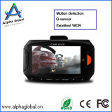 Came superbe de tableau de bord d'enregistreur vidéo du véhicule DVR 1296p/1080P H. 264 Ambarella de HD