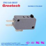 La meilleure borne des prix 5e4 5A 250VAC sur outre de la fabrication micro du commutateur T125