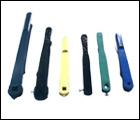 Engrenagem de parafusos - Operadores de caixa de velocidades de estilo vertical para válvula de borboleta