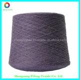 뜨개질을 하기를 위한 100%Polyester Coarsed 털실