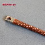 Connecteur flexible échoué par cuivre de qualité