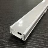 Quadratisches helles Gefäß der Polycarbonat-Koextrusion-LED