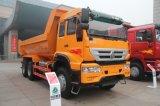 Sinotrukの金王子6X4のダンプトラック