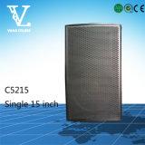 Heiße sondern der Volllautsprecher C5215 '' Berufsaudiolautsprecher 15 aus