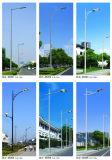 Módulo ligero de Steet LED del camino del jardín del disipador de calor 60W de Graphene