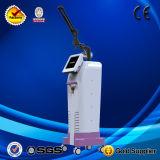 Equipo de la belleza, dispositivo quirúrgico del laser del CO2 de la piel fraccionaria del laser