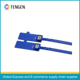 プラスチック機密保護ケーブルのパッキングシールのタイプ1