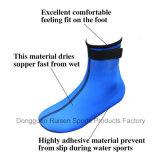 песок 2.0 носок неопрена крепежной детали mm Hook&Loop занимаясь серфингом резвится носки