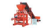 Machine de fabrication de brique creuse automatique de Qtj4-35A