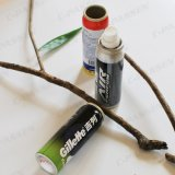 Botella de aluminio del rociador de la niebla para el embalaje industrial del aerosol (PPC-AAC-038)