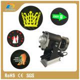 Firmenzeichengobo-Projektor-im Freienbekanntmachen des niedrigen Preis-40W LED statischer